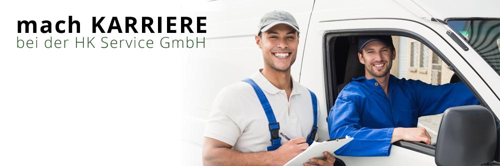 Karriere machen bei der HK Service GmbH - finden Sie Ihren Job in der Speiseölbranche